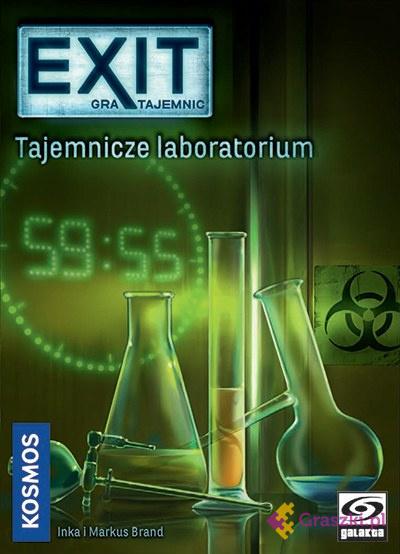 EXIT Tajemnicze labolatorium